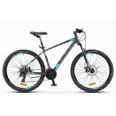Велосипед Stels Navigator-730 MD 19 антрацитовый арт.V010