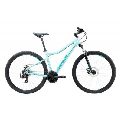 Велосипед Merida Matts 7.10-MD 17''M '20 Petrol/DarkGreen (27,5'')