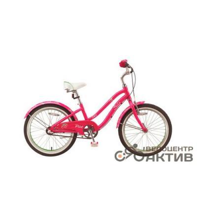 Велосипед Stels Pilot-240 Lady 3-sp 11 розовый/салатовый арт15