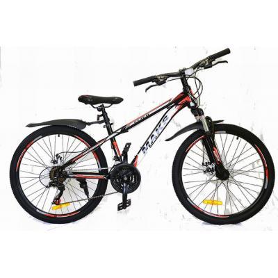 Велосипед TM MAKS, FLIER DISC 13' черно/красный