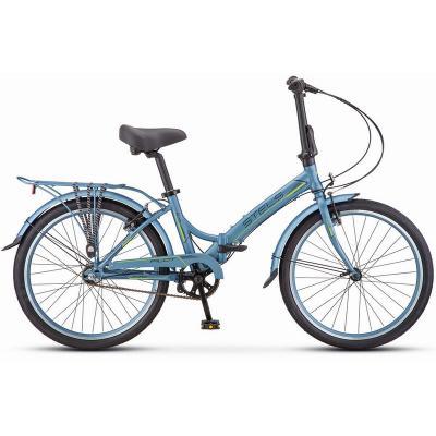 Велосипед Stels Pilot-770 серый артV010