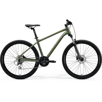 Велосипед Merida Big Nine 20-D 23''XXL '19 MattBlack/Red/Silver (29'')