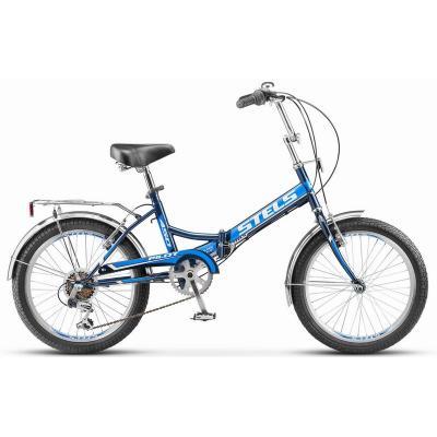 Велосипед Stels Pilot-450 13,5 арт.Z011 синий