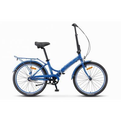 Велосипед Stels Pilot-780 синий артV010