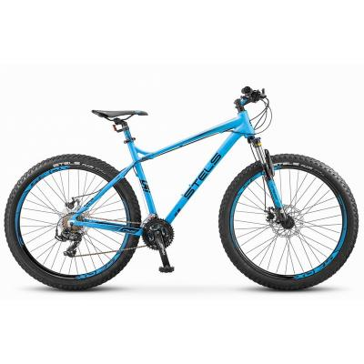 Велосипед Stels Navigator-660 MD 18 синий арт.V020