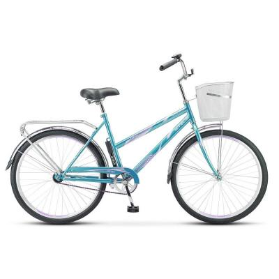 Велосипед Stels Navigator-200 Lady 20 арт.Z010 бирюзовый