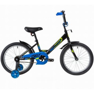 Велосипед NOVATRACK 12'', TWIST, черный