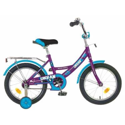 Велосипед NOVATRACK 18'',URBAN вишневый