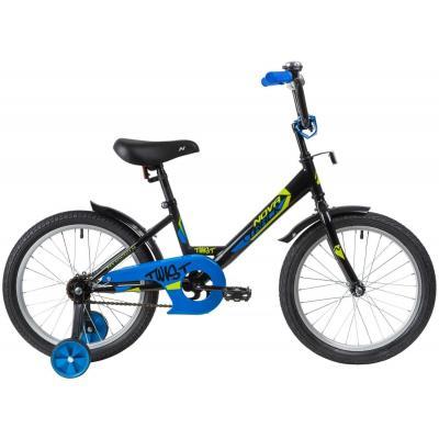 Велосипед NOVATRACK 20'',TWIST, черный, ВК20