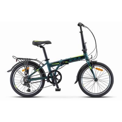 Велосипед Stels Pilot-630 11,5'' артV020 темно-зеленый