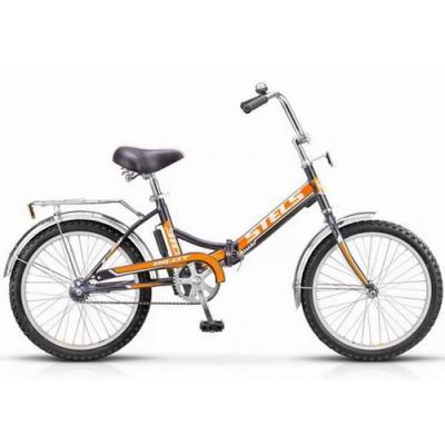 Велосипед Stels Pilot-310 13 артZ010 черн/оранж