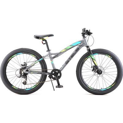 Велосипед Stels Navigator-470 MD 24+ 13,5 антрацитовый артV010