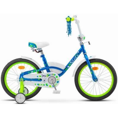 Велосипед STELS Joy 11'' морская-волна/белый артV020