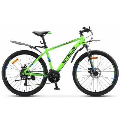 Велосипед Stels Navigator-640 MD 17 зеленый арт.V010