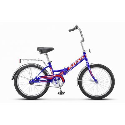Велосипед Stels Pilot-310 13 артZ011 синий/красный
