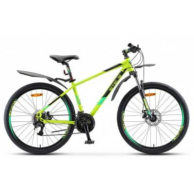 Велосипед Stels Navigator-645 MD 18 лайм арт.V010