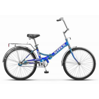 Велосипед Stels Pilot-710 16 артZ010 синий