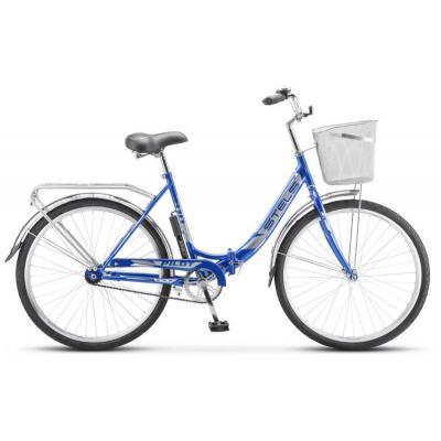Велосипед Stels Pilot-810 19 синий арт.Z010