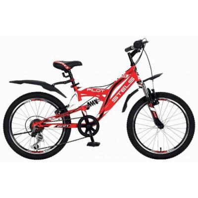 Велосипед Stels Pilot-260 13 красный арт V020