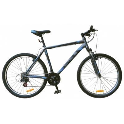 Велосипед Stels Navigator-500 V 18 антрацит/синий арт.V020