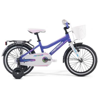 Велосипед Merida J16 Chica '19 MattPurple/MattWhite (16'')