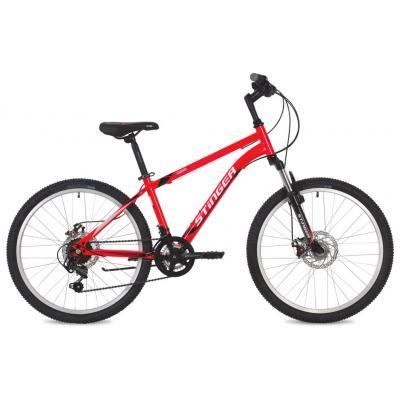 Велосипед Stinger Caiman D, 12'' красный (2019)